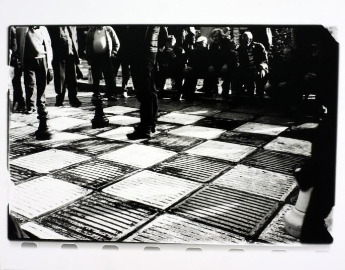 Schach Matt Fragen, Sarajevo